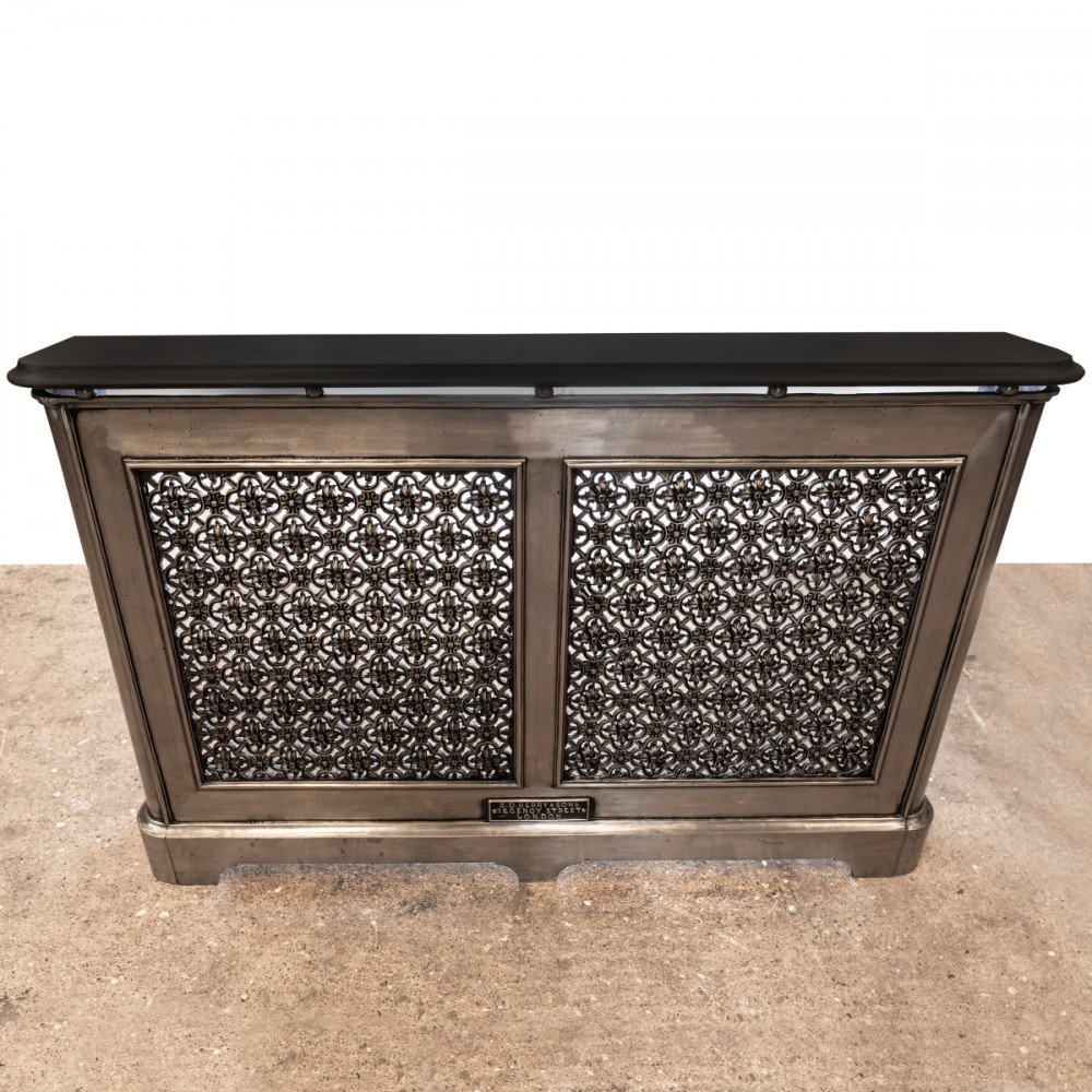 b6d9c98ea4bc7 For Sale Antique Radiator Cover   Console Table - SalvoWEB UK