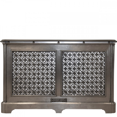 Antique Radiator Cover & Console Table