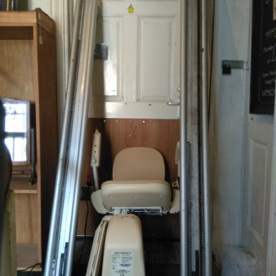 Brooks stair lift super glide 130 as new