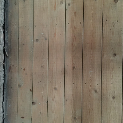 Pine Floor boards