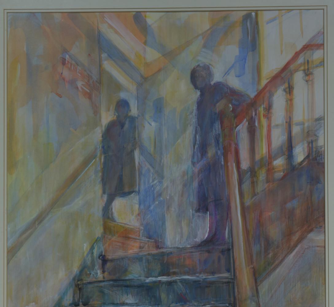 Jean Lunn - Stairwell