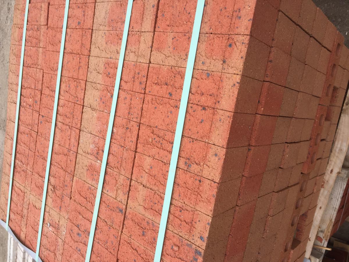 Blockleys Wrekin Light Red Facing Brick New
