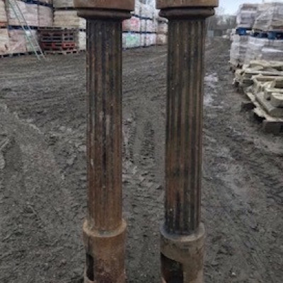 Decorative Cast Iron Bollards
