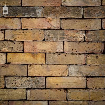 Batch of 250 Reclaimed London Stock Bricks