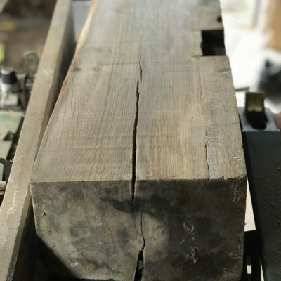 Oak beams - £25/foot