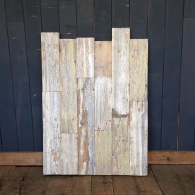 "Reclaimed Pine Flooring 4½"""
