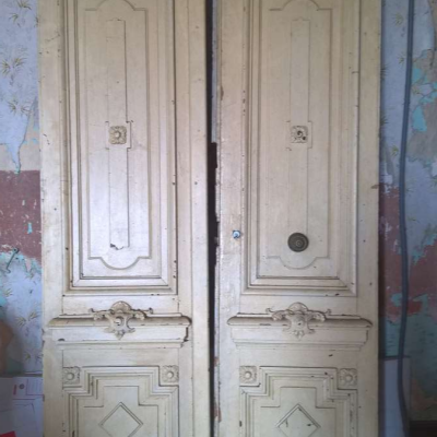 French Chateau Doors
