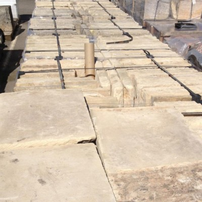 Dalles Bar de Provence ancien - antique reclaimed Bar flagstones