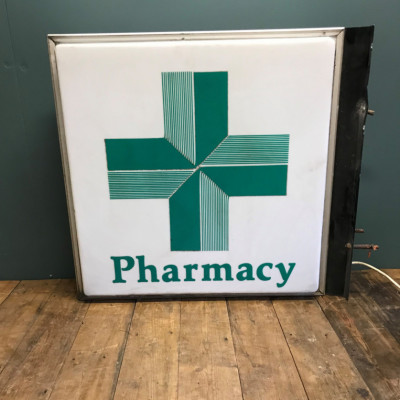 Pharmacy Wall Light