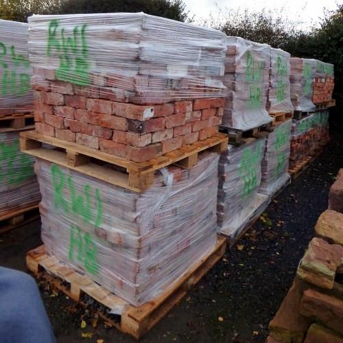 """Cheshire Handmade Bricks 8½"""" x 3"""" x 4"""""""