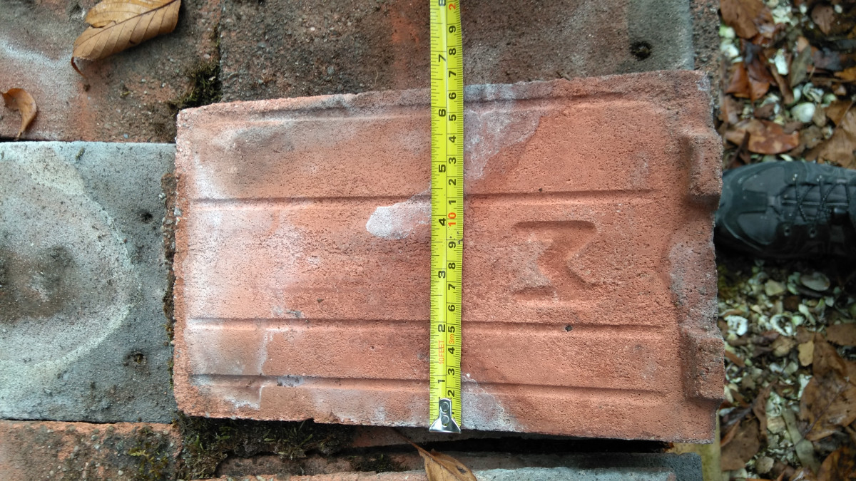 1950's concrete roof tiles