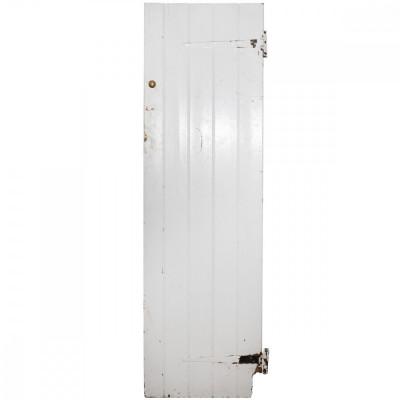 Antique Victorian Pine Hatch Door 181cm x 54.5