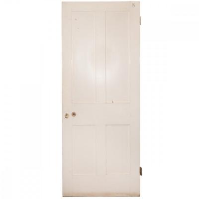 Victorian 4 Panel Door - 196.5cm x 75cm