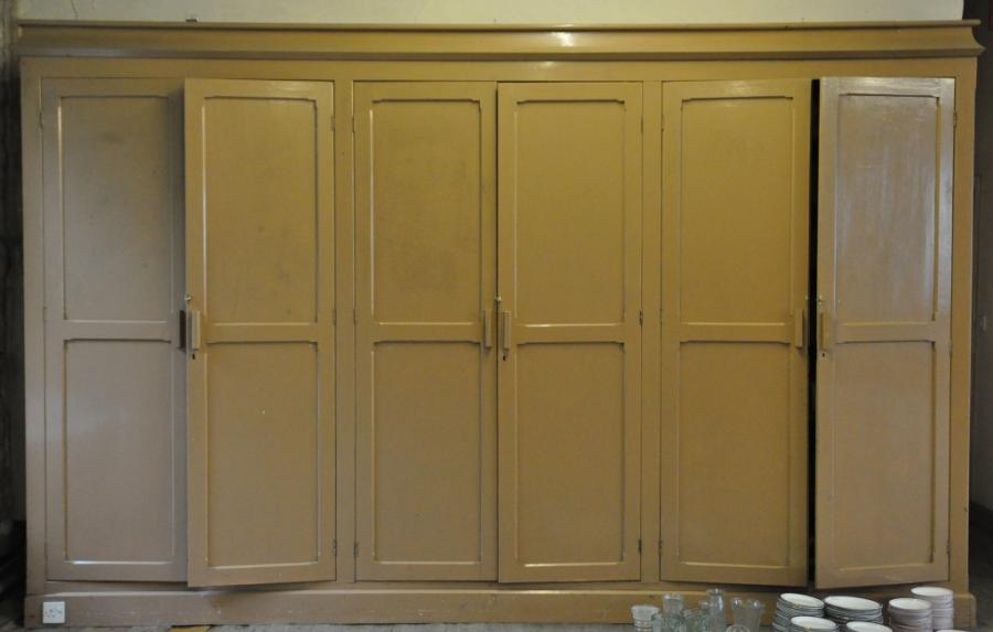 set of antique victorian pitch pine cupboard doors : doors cupboard - pezcame.com