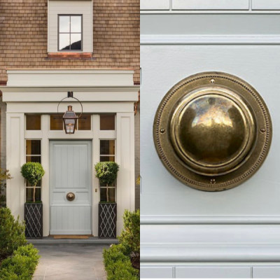 Wanted: Oversized Centre Door Knob