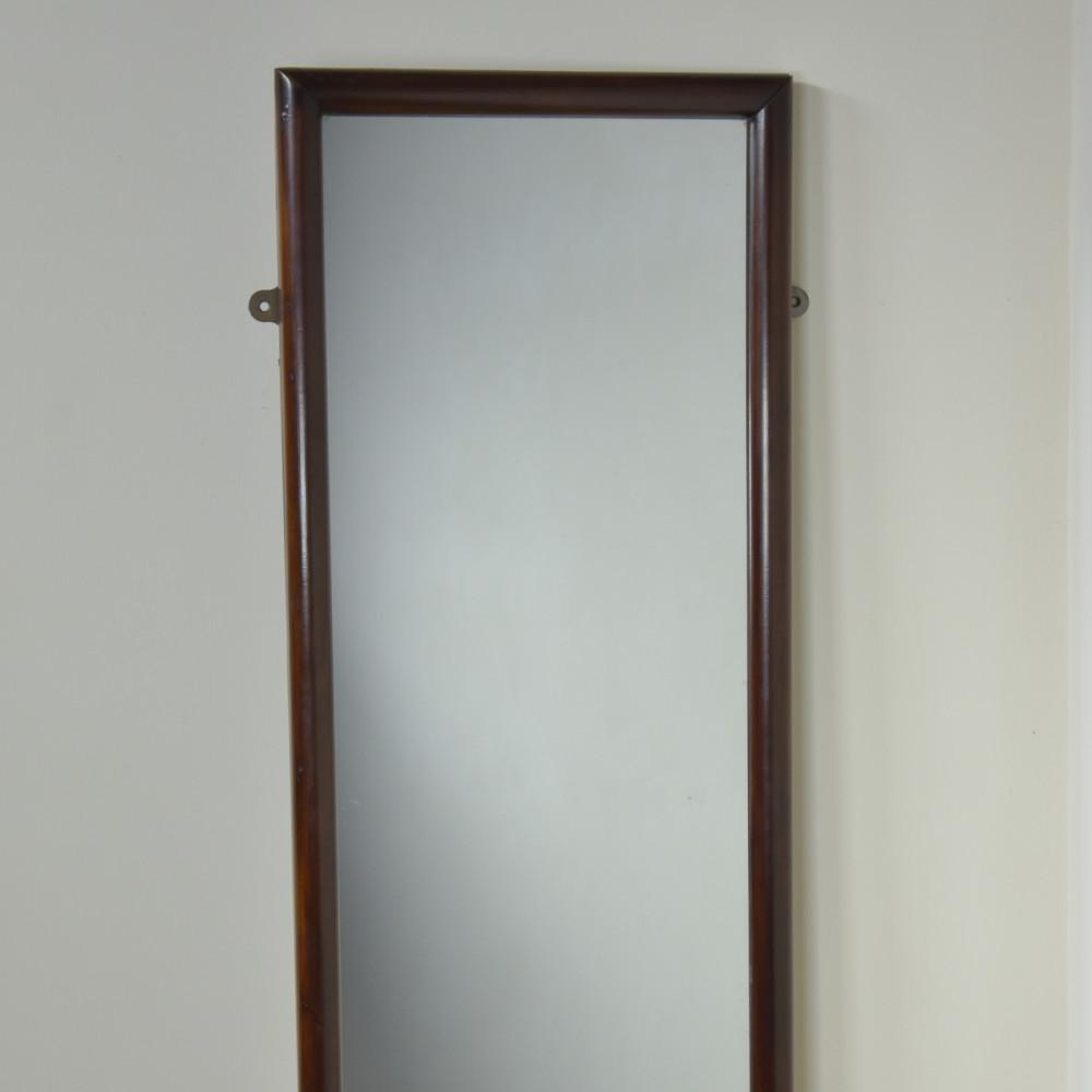 Mahogany Mercury Mirror