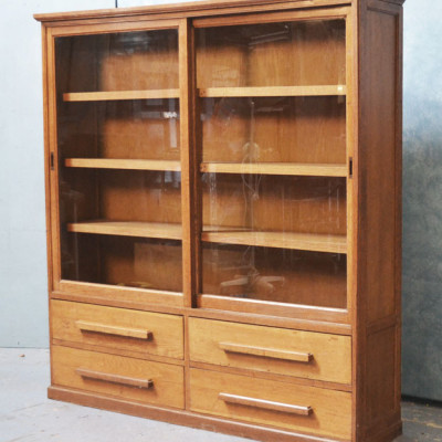 Wanted: Mid century shop display/storage cabinet - similar