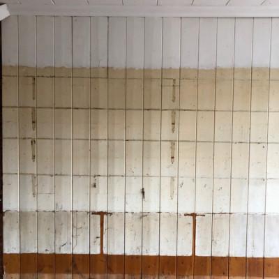 Pine match board
