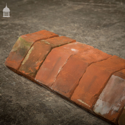 Batch of 180 Reclaimed Red Squint Special Bricks
