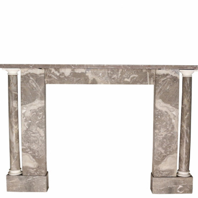 Georgian Ashburton Marble Fire Surround