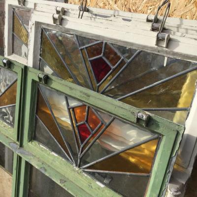 1950's Crittal Windows