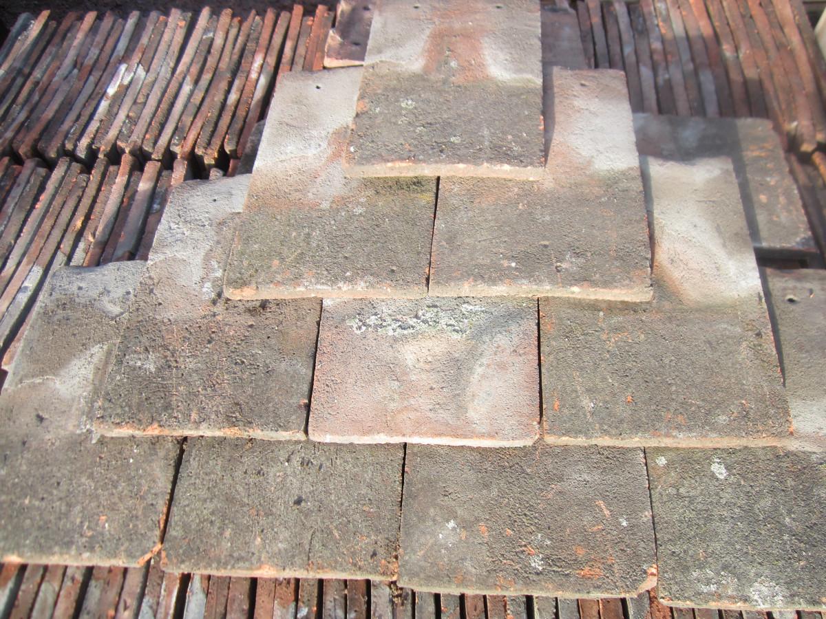 Loughborough Tucker handmade tiles