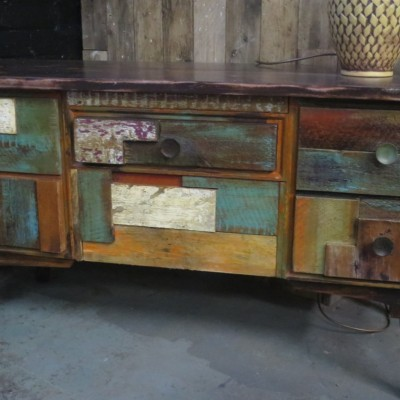 1960s Oak Sideboard