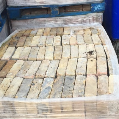 Reclaimed yellow stock bricks, and multi stock bricks..........1000's in stock........
