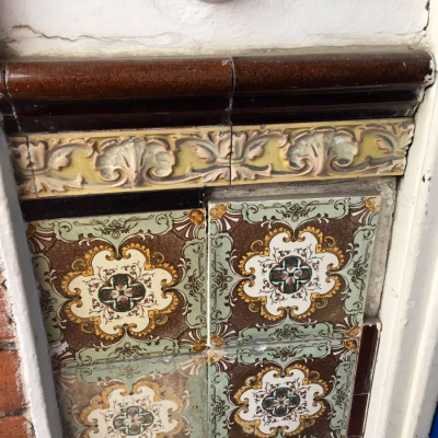 Wanted: Victorian tile restoration