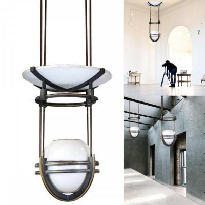 Large Art Deco Style Suspended Lights (internal/external)