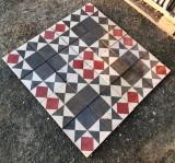Antique Victorian tiles - 35sqm