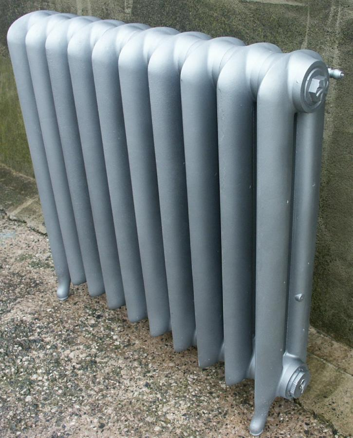 double column reclaimed cast ironradiators