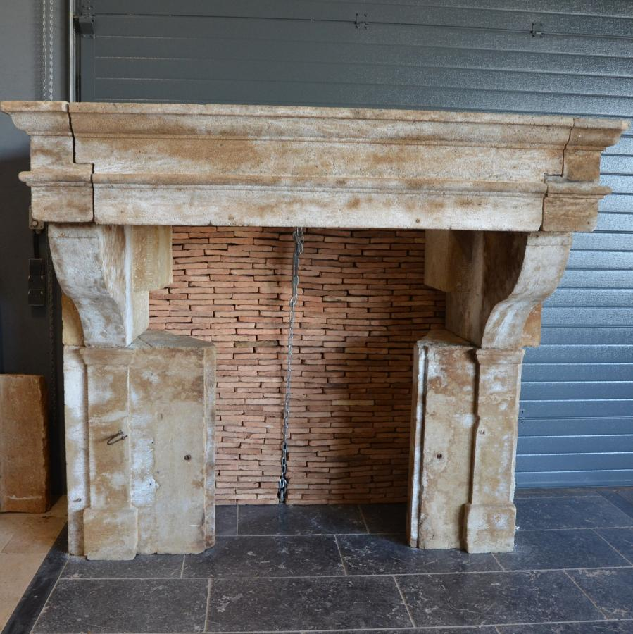 For Sale Cheminee Ancienne French Chateau Kitchen Fireplace