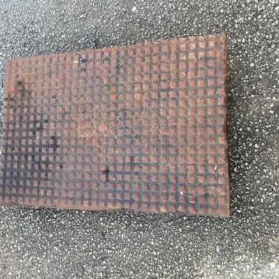 Cast Iron Ducting Cover