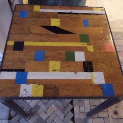 Parquet - Kubrik - Table