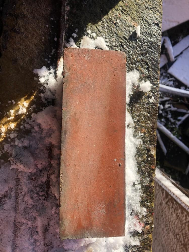 Reclaimed Accrington Brick