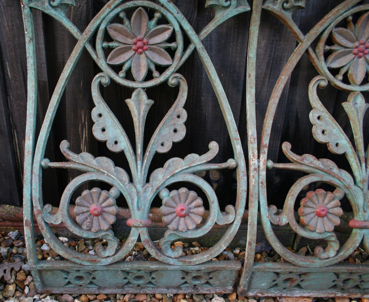 Antique Balustrades