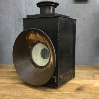 Vintage BR (E) Railway Lantern