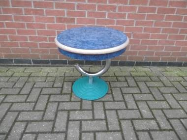 Round Drinks Table