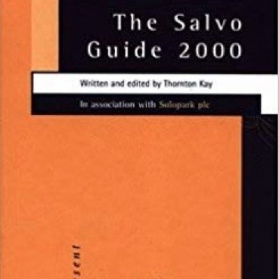 Last chance to buy the old Salvo Guide