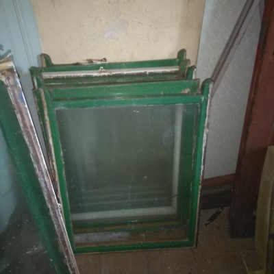 Victorian sliding sashes
