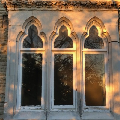 Reclaimed Timber Windows