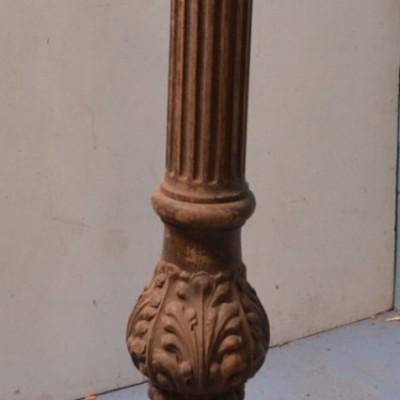 Column/turning