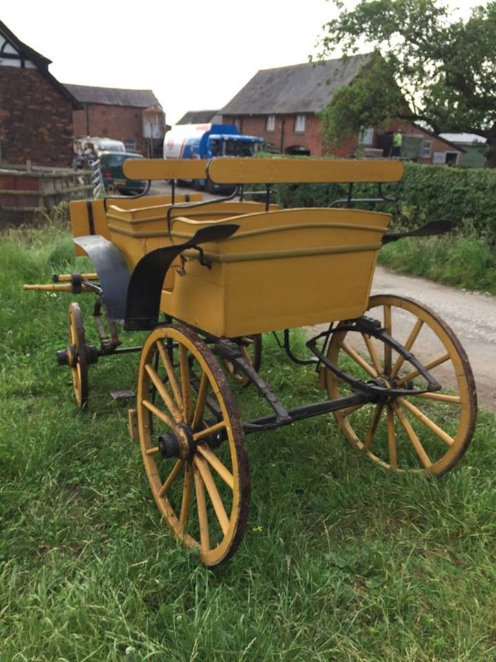 Horse Cart Vintage Carriage