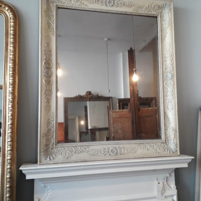 Large French Empire Mirror