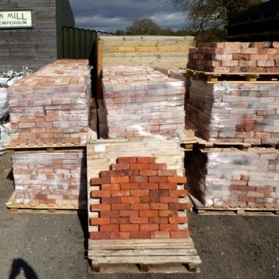 Reclaimed Wirecut Cheshire Bricks