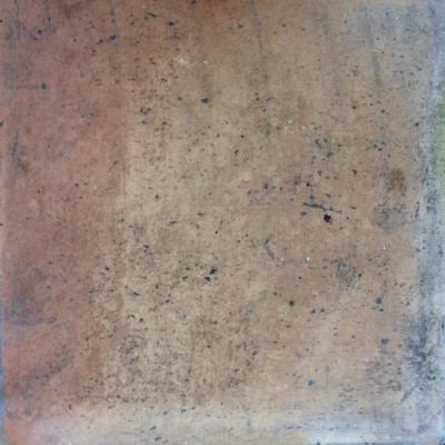 Terracotta And Cream Colour Floor Tiles