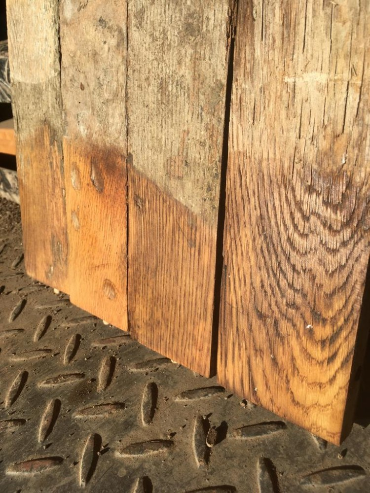 Reclaimed Oak Parquet Flooring 400m2