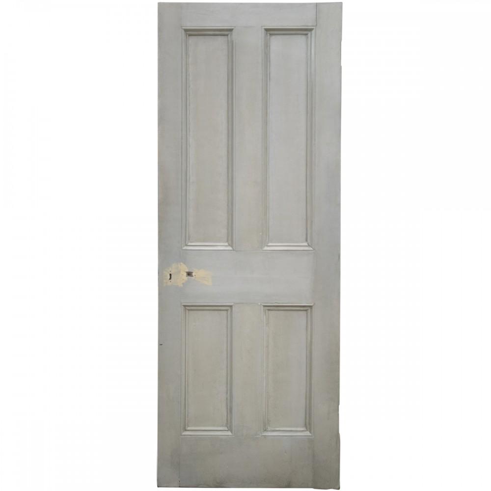Victorian 4 Panel Door - 194.5cm x 75.5cm