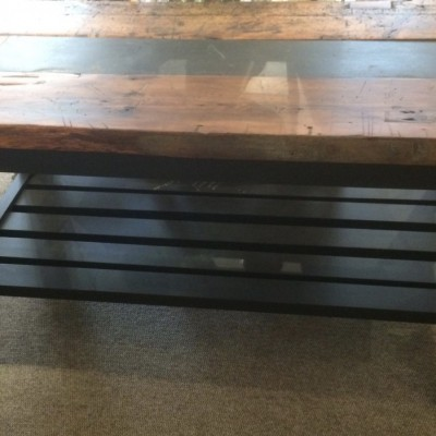 Carpenters workbench island/table